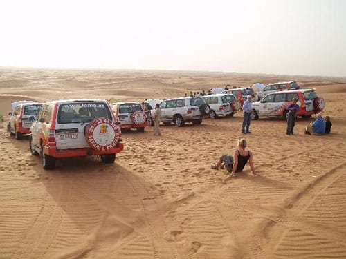 Ankhtours, desert safari in the western desert