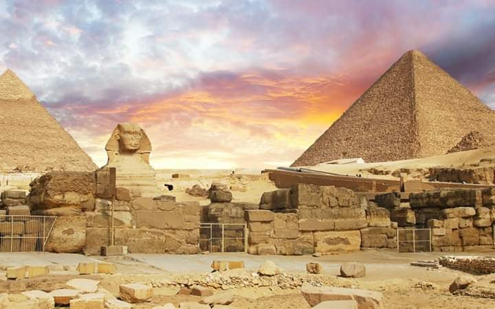 Ankhtours, Giza Pyramids & the sphinx