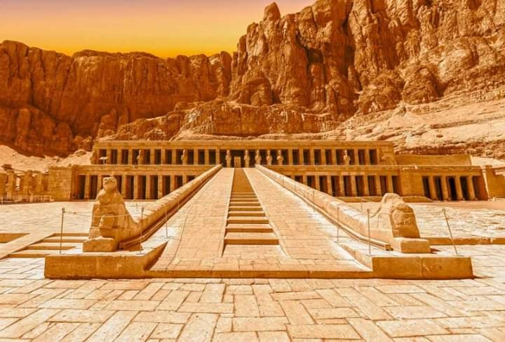 Ankhtours, Hatchepsut Temple