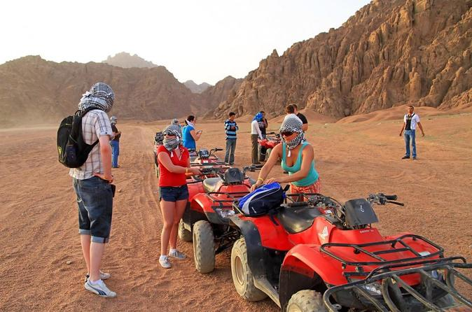 Ankhtours, desert safari in sharm el sheikh