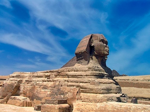 Ankhtours, the sphinx