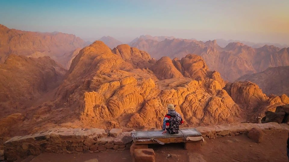 Ankhtours, Mosses mountain in Sinai